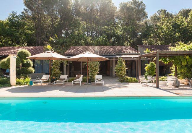 Villa à Pernes les Fontaines - Le Domaine aux Agasses