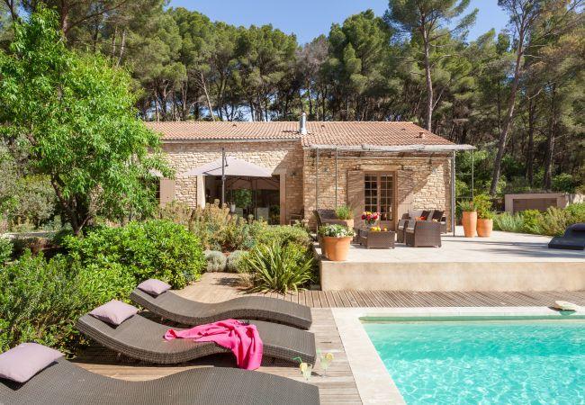 Villa in Pernes les Fontaines - Le Clos à l'Amandier