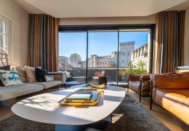 Apartment in Avignon - La Scène